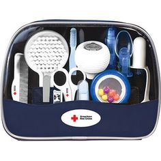 American Red Cross by First Years - Deluxe Healthcare and Grooming Kit