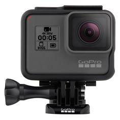 GoPro Hero5 Black Ultra HD 4K Waterproof Wi-Fi Action Camera CHDHX-501