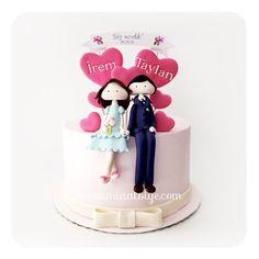 Mia Atölye | Kurabiye & Cupcake & Pasta Atölyesi | Page 4 Cake Decorating With Fondant, Cake Decorating Techniques, Fondant Cakes, Cupcake Cakes, Doodle Cake, Butterfly Birthday Cakes, Pasta Cake, Cake Design Inspiration, Owl Cakes