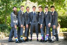Breanna and Michael – First Look and Romantic Portraits at Clark Gardens Clark Gardens, Weatherford Texas, Fort Worth Texas, Colorful Socks, Groomsmen, Wedding Day, Trees, Wedding Photography, Portraits