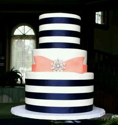 Our wedding cake May 21 2016