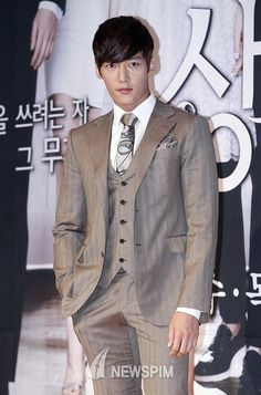 Choi Jin Hyuk - The Heirs Press Conference