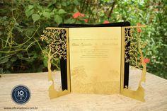 Convite especial de casamento.  Contato - oficinadoio@gmail.com | www.oficinadoio.com.br