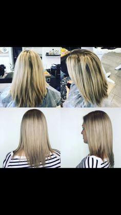 Blonde Hair, Long Hair Styles, Beauty, Hairdressers, Dressmaking, Yellow Hair, Long Hairstyle, Long Haircuts, Long Hair Cuts
