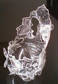 Botella reciclada para macetero ~ La Boutique de las Manualidades