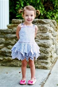 Biscotti - Pretty Chic Toddler Dress