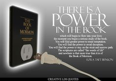There Is a Power in the book #Scriptures