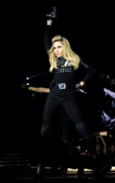 Madonna. Tour MDNA