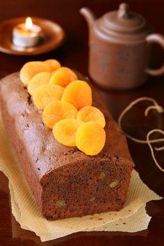 Кекс шоколадный от Pierre Hermé