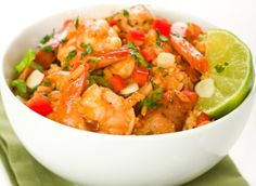 A Not-So-Fat Tuesday Recipe for Jambalaya - Eat 2 Be Healthy
