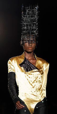 Philip Treacy - London Fashion Week - Spring Summer 2013