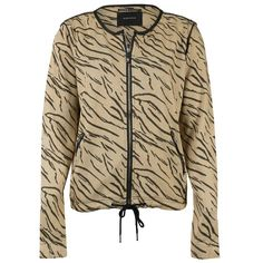 Maison Scotch Jaquard bomber jacket