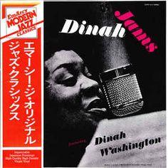 Dinah Washington - Dinah Jams (Vinyl, LP, Album) at Discogs