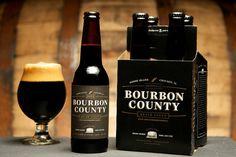 Goose Island - Bourbon County Stout