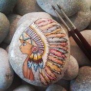 Amazing Diy Rock Painting Best Ideas 41