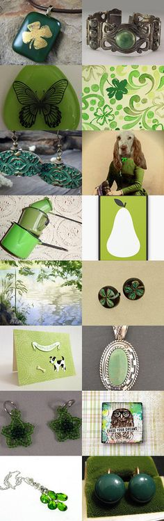 $$$ Tweet Me Green, Cha-Ching ! $$$ by themagickcat on Etsy--Pinned with TreasuryPin.com