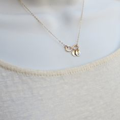 Personalized Infinity Necklace Sister Mother Infinity by lizix26, $32.50