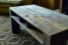 coffee table...