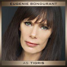 Eugenie Bondurant to play Tigris in Mockingjay