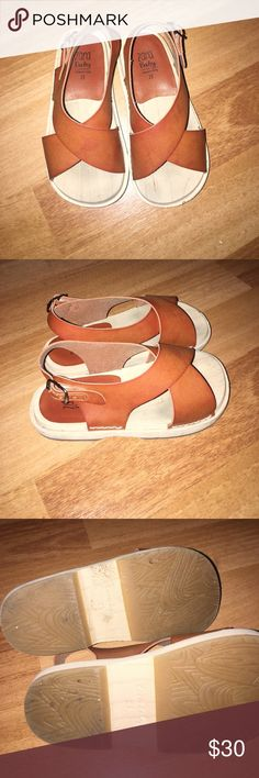 Zara toddler sandals Great condition barely worn Zara Shoes Sandals