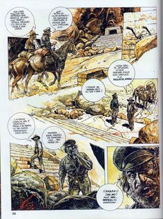 Serpieri, Science Fiction Series, Westerns, Frank Frazetta, Fantasy Comics, Bd Comics, Comic Page, Manga, Female Images