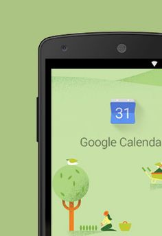 Lotta Nieminen   Google Calendar  Freelance Illustrator from Helsinki that did beautiful work for Google Calendar