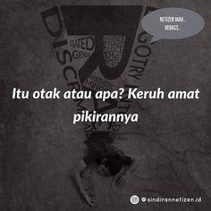Sindiran Netizen Indonesia (@sindirannetizen.id) • Instagram photos and videos Tumblr Quotes, Jokes Quotes, Qoutes, Instagram Story, Sleep, Let It Be, Photo And Video, Random, Videos