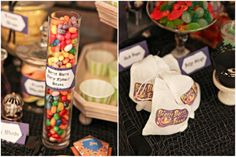 Harry Potter party styled by Sweet Little Birdy