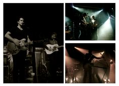 Chique au Vie: We Are Augustines Live @ Paradiso, Amsterdam 16 May 2012