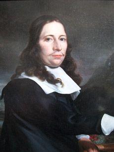 Simon van der Stel, goewerneur van die Kaap en eerste eienaar van Groot Constantia.  Hy word dikwels gesien as die Vader van wynbou in Suid-Afrika.