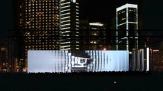 BMW Launch Event Projection Mapping