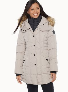 aa945c0b4917d 104 meilleures images du tableau Manteaux d hiver duvet   Coats ...