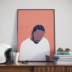 Check out our album art selection for the very best in unique or custom, handmade pieces from our music & movie posters shops. Kendrick Lamar Album Cover, Kendrick Lamar Lyrics, Good Kid Maad City, Hip Hop Art, Minimal Poster, Star Wars Art, Art Drawings, Poster Prints, Artwork