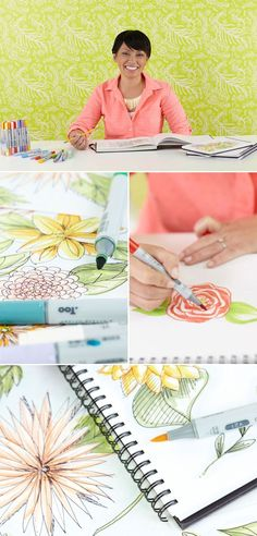 Are you planning to learn something new & crafty? Discover 10 of the very best online art tutorials and classes from the interwebs! Basic Sketching, Sketching Techniques, Art Journal Techniques, Art Journal Prompts, Art Journaling, Journal Ideas, Journals, Art Journal Backgrounds, Art Journal Tutorial
