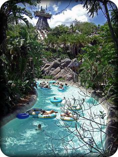 Typhoon Lagoon, Orlando Fl. This has to be the BEST water park EVER!!!!