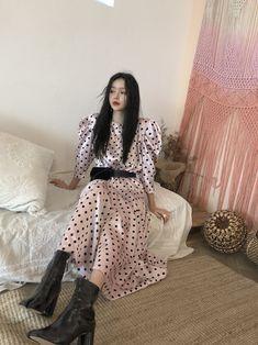 Ulzzang Fashion, Hijab Fashion, Fashion Outfits, Fashion Killa, Fashion Beauty, Girl Fashion, Korea Fashion, Asian Fashion, Casual Festival Outfit