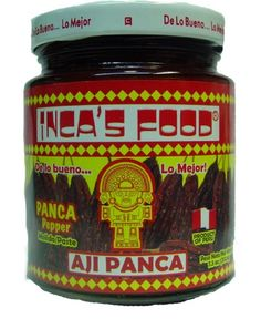 Inca's Food Aji Panca Paste - 7.5 oz Inca's Food http://www.amazon.com/dp/B003CHTX8I/ref=cm_sw_r_pi_dp_.Ct2tb081VD0DW3N