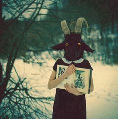animal mask | Tumblr