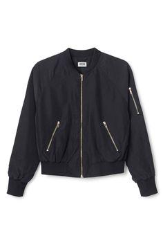 Weekday | Jackets | Marigold bomber jacket