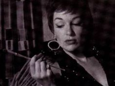 TODAY (July 25) Miss Annie Ross is @)_!.  Happy Birthday Annie. To watch her 'VIDEO PORTRAIT'  'Annie Ross - A Ross Garden' in a large format, to hear 'YOUR BEST OF Annie Ross' on Spotify, go to >>http://go.rvj.pm/q6