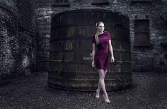 Distillery shoot OH! DESIGNS #HatAcademy #millinery #hats