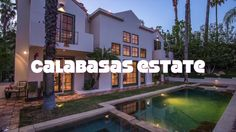 Calabasas Estate Backs To Golf Course by Jeffrey Diamond Realtor 15s
