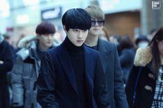 D.O looks like Do Min Joon here LOL