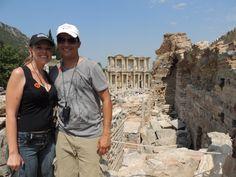 Library of Celsus em Selçuk