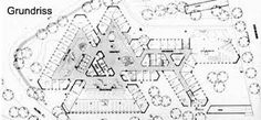 Resultado de imagen para dreieck grundriss