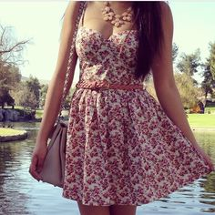 Adorable day dress!!❤️