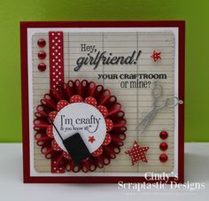 Cindy's Scraptastic Designs: MCT Thrifty Thursday w/ a Sketch!!!