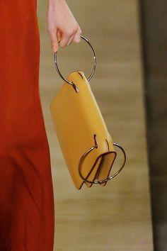Roksanda #bag http://www.thesterlingsilver.com/product/kit-heath-sterling-silver-palm-earrings/