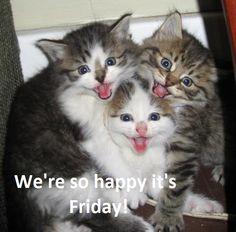 Friday Friday Friday!