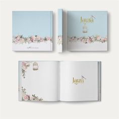 Álbuns | Primeiro Aniversário da Laura » Lolô & Co. Design Photo Book, Photo Art, Album Digital, Album Design, Cover Pages, Albums, Layout, Scrapbook, Graphic Design